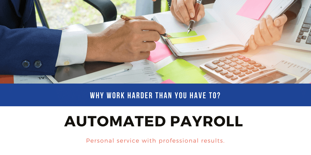 Charleston Payroll Automated Payroll